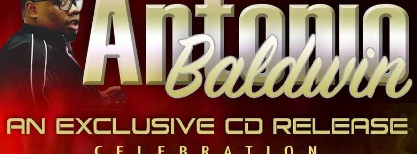 Antonio Baldwin Worshippers Gathering Concert