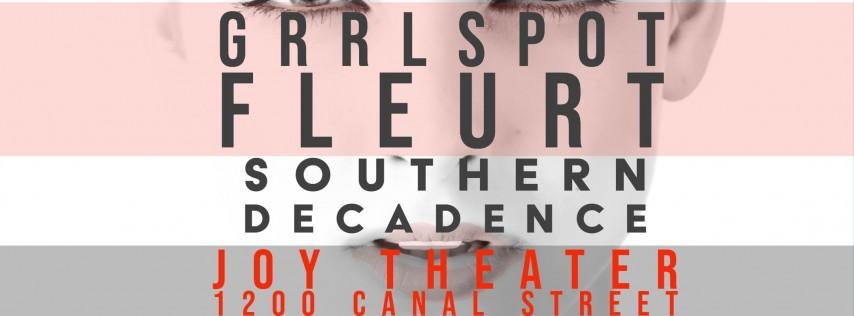 GrrlSpot |FLEURT| Southern Decadence Event For LGBT / Lesbian / Queer Women