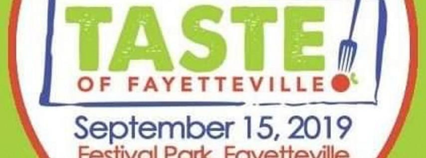 Taste of Fayetteville - 10th Anniversary