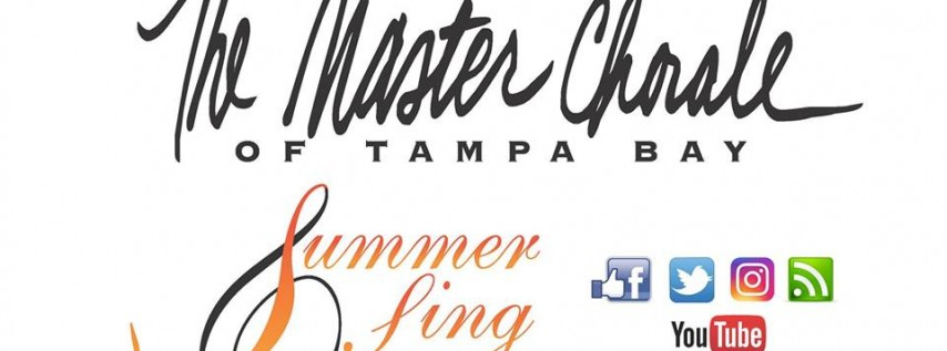 Summer Sing with The Master Chorale of Tampa Bay