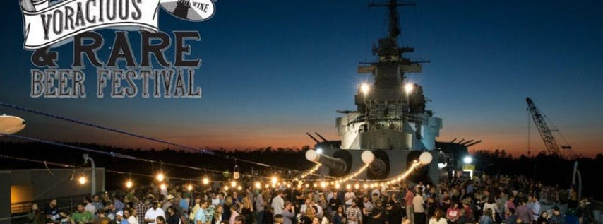 Voracious and Rare Beer Festival–Presented by Lighthouse Beer & Wine