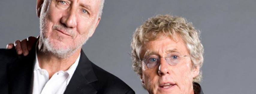 The Who $399 per couple