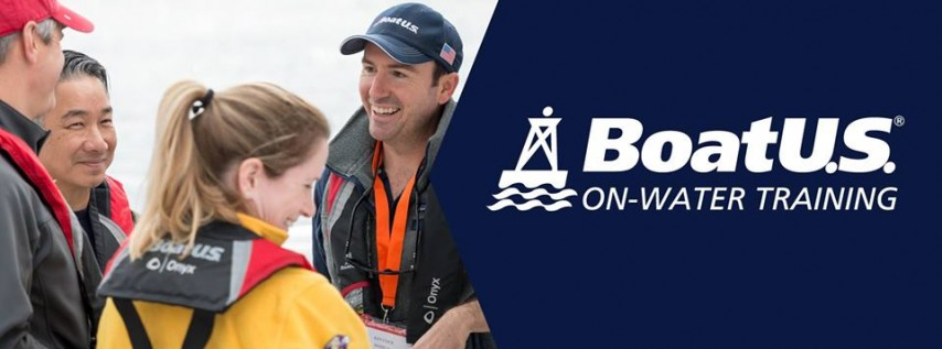 On-Water Training at the Tampa Boat Show