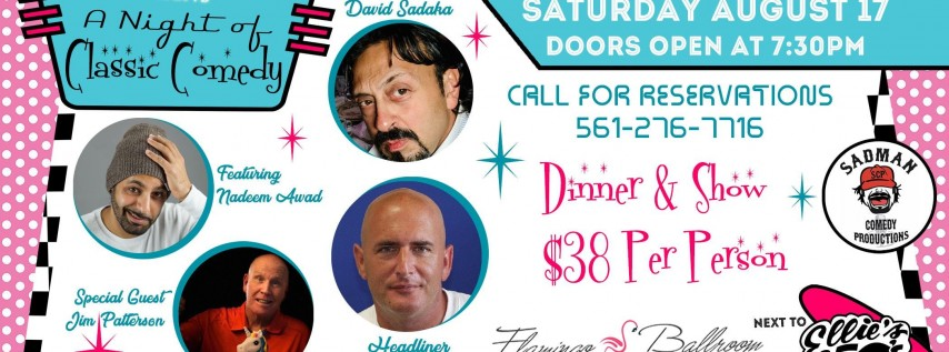 A Night of Classic Comedy