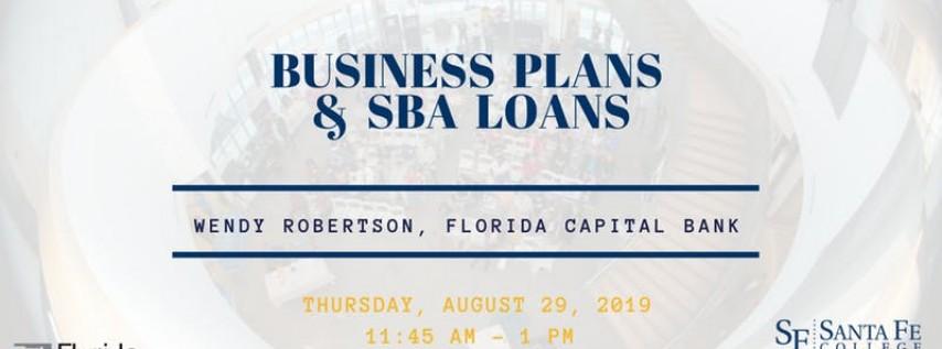 IPDC Lunch & Learn Series: Business Plans & SBA Loans