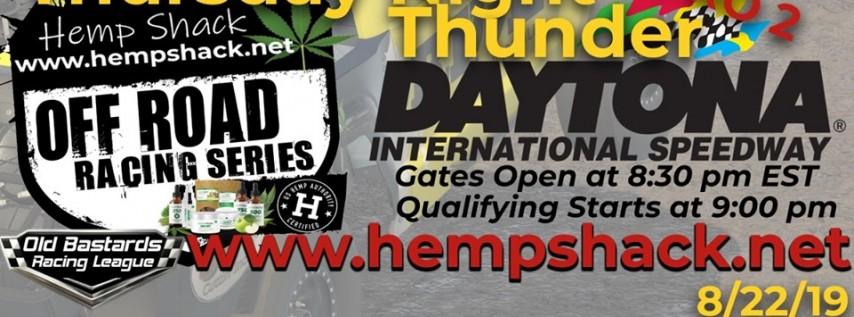 Pro 2 Hemp Shack Off Road Truck Series Race at Daytona