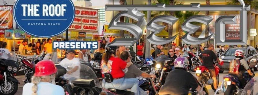 Biketoberfest - SEED live! at The Roof FRI Oct. 18, 2018
