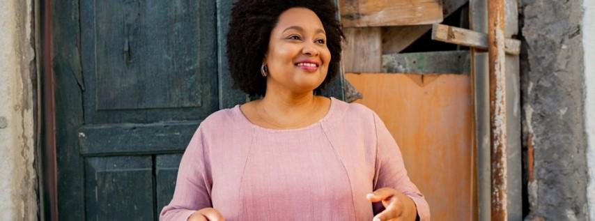 Sept 17 - NYC debut of Cape Verdean songstress Lucibela