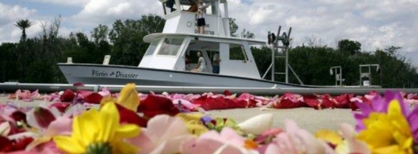 Blessing of the Stone Crab Fleet