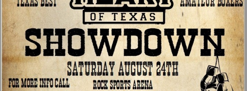 2nd Annual Heart of Texas Showdown