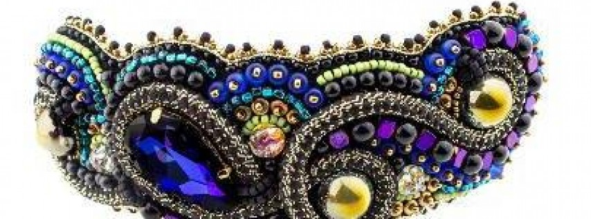Betty Stephan - Love Song Cuff Bracelet