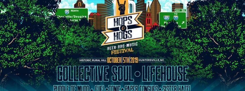 Hops and Hogs Festival