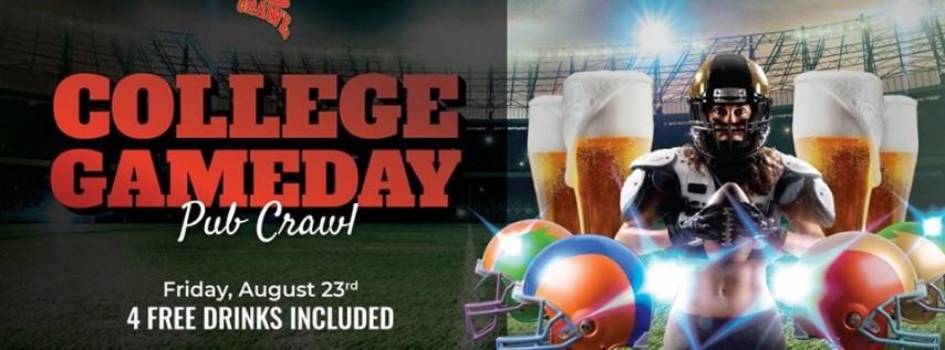 College Gameday Orlando Pub Crawl
