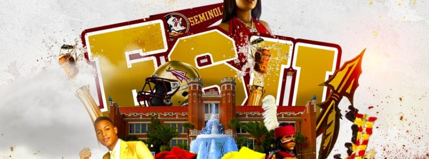 FSU HOMECOMING 2K19: THE OFFICIAL LINE-UP