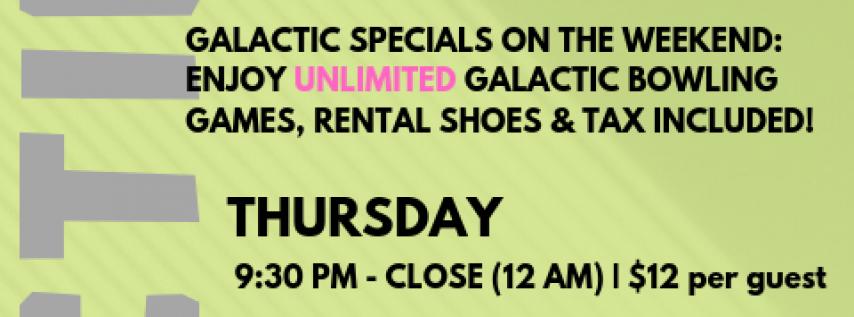 Galactic Thursday