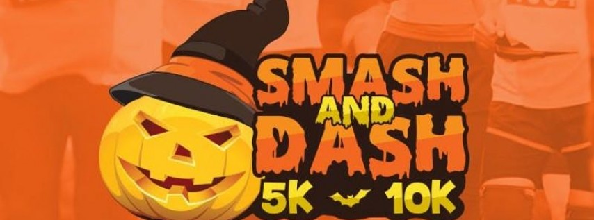 2019 Pumpkin Smash and Dash 5K/10K