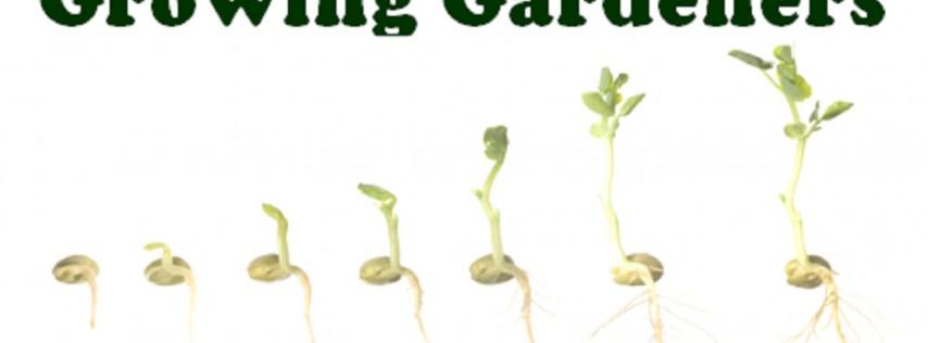 Growing Gardeners (Children's Program)