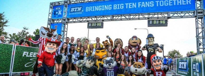 Annual Big Ten Tailgate Party!
