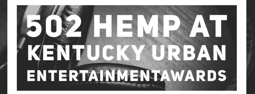 502 Hemp at Kentucky Urban Entertainment Awards