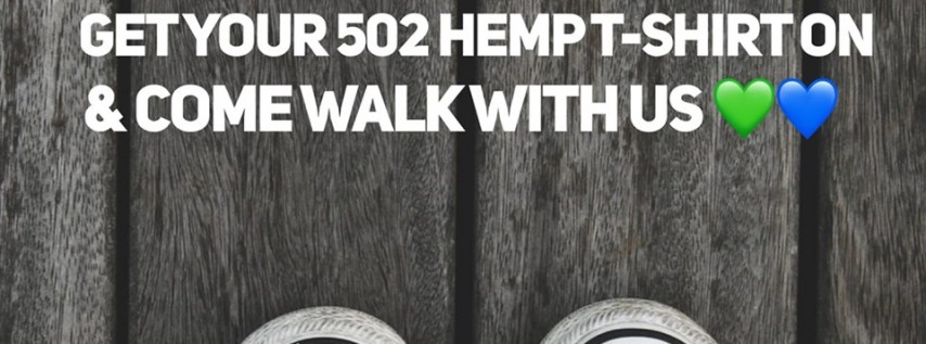 502 Hemp Walking For JDRF
