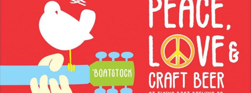 Boatstock: Flying Boat's Second Anniversary Celebration