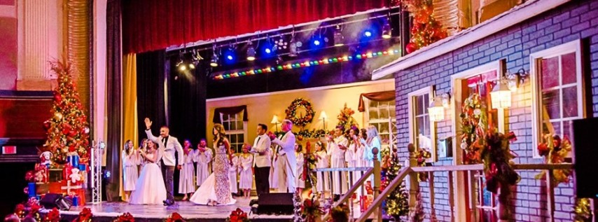 "Annual ""A Robeson County Christmas"" Show"