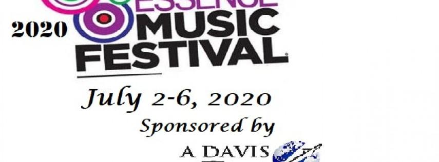 2020 Essence Festival Dare to Care Girls & Guys Trip