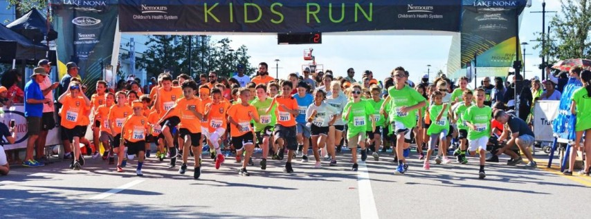 Run Nona 5k & Nemours Kids Run