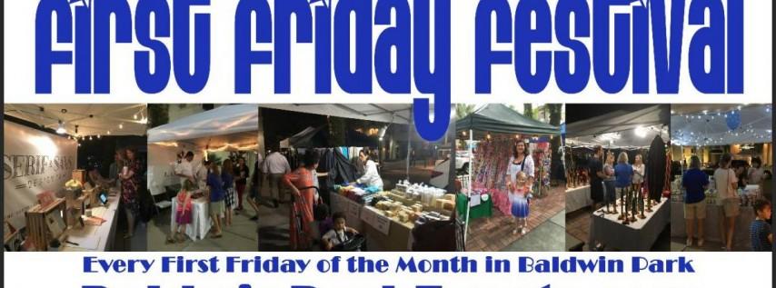Baldwin Park First Friday Festival