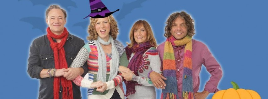 The Laurie Berkner Band's Monster Boogie Halloween Concert