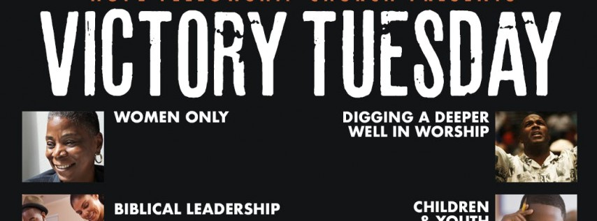 Victory Tuesdays 3