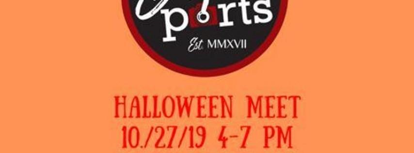 Dopeports nyc Halloween meet up