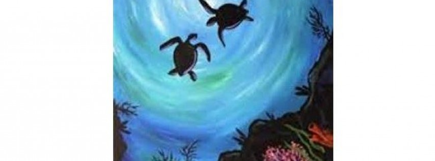 Paint Night at The Honu!