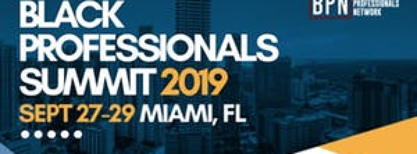 2019 Friday Professionals Summit