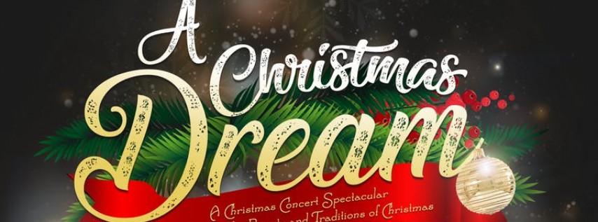 A Christmas Dream featuring Carlos L. Malone Sr.