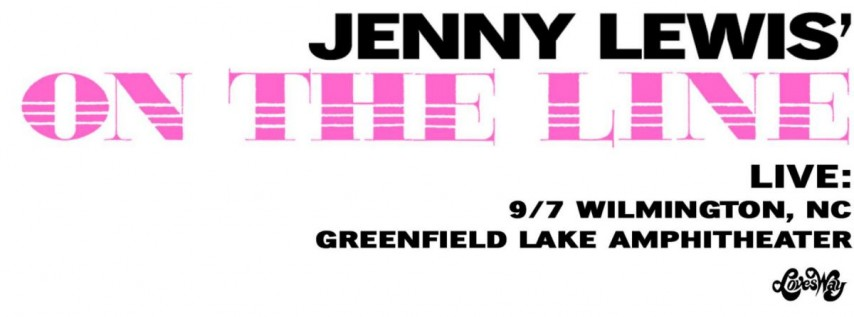 Jenny Lewis & The Watson Twins at Greenfield Lake Amphitheater