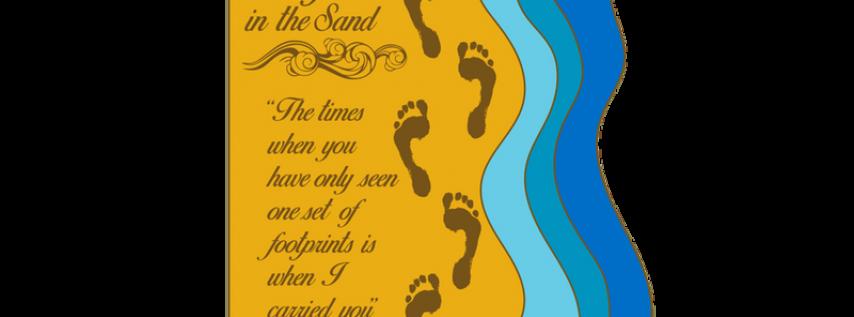 LIVE 2019 Footprints in the Sand 1 Mile, 5K, 10K, 13.1, 26.2 -Charleston