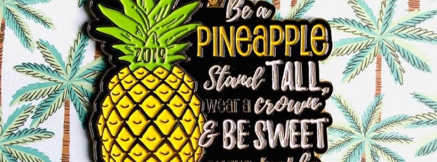 2019 The Be a Pineapple 1 Mile, 5K, 10K, 13.1, 26.2 -Charleston
