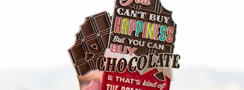 2019 World Chocolate Day 1 Mile, 5K, 10K, 13.1, 26.2 -Charleston