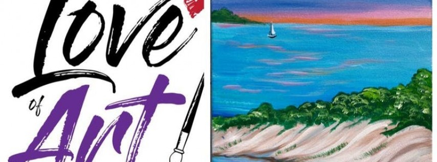 Paint and Sip Class: Tidal Pool