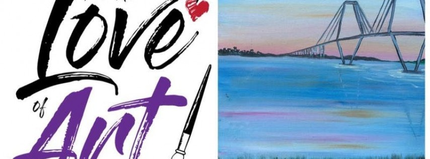 Paint and Sip Class: Ravenel Sunset