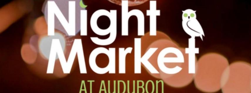 Night Market at Audubon 2019