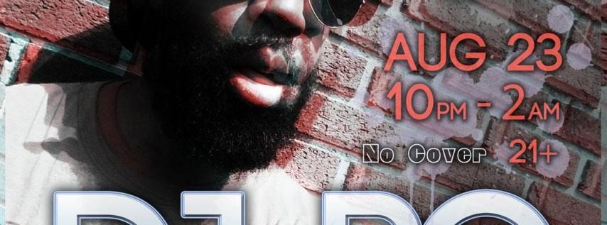 LATE NIGHT w/ DJ P.O. @ RUINS!
