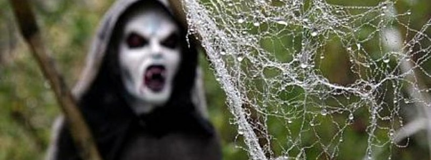 HAUNTED ALLAIRE SCARE! HAUNTED HAYRIDES & VILLAGE!