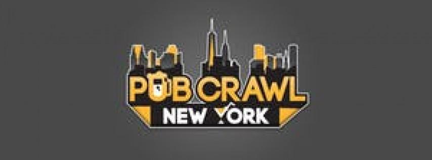 NYC LABOR DAY WEEKEND PUB CRAWL