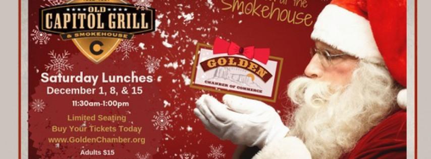 Santa at the Smokehouse