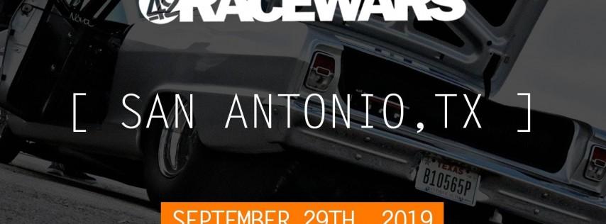 RACEWARS TX - SAN ANTONIO