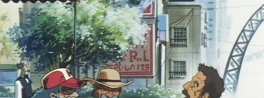 Jazz & Anime Cowboy Bebop Style