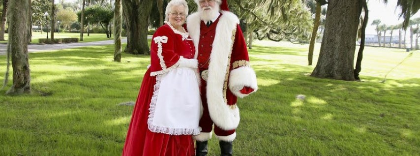 Lunch with Santa - December 7