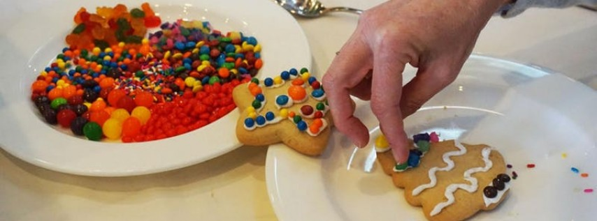 Christmas Cookie Decorating - December 19